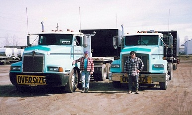 7 santini brothers trucking inc